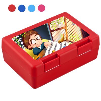 Brotzeitdose, Lunchbox versch. Farben