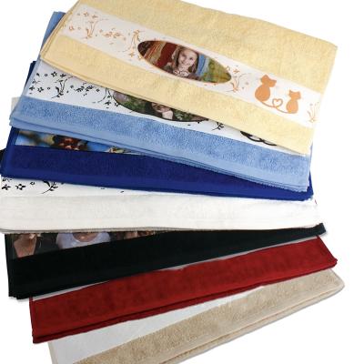 Handtuch 50 x 100 cm, viele Farben